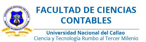 Facultad de Ciencias Contables
